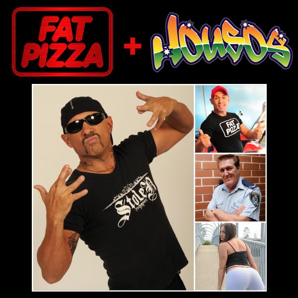 Fat Pizza 26